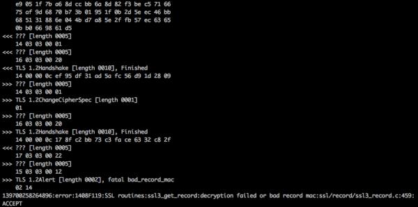 OpenSSL 1.1.0a, b Vulnerability